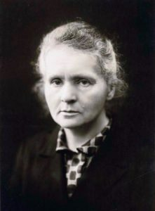 Marie Curie, 1920